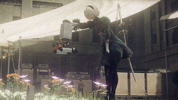 Screenshot4 - NieR: Automata