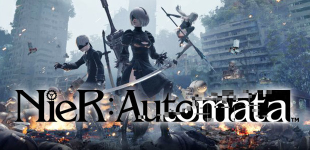 NieR: Automata - Cover / Packshot