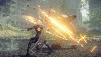 Screenshot5 - NieR: Automata