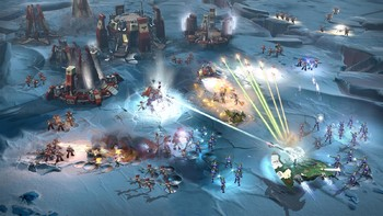 Screenshot1 - Warhammer 40,000: Dawn of War III