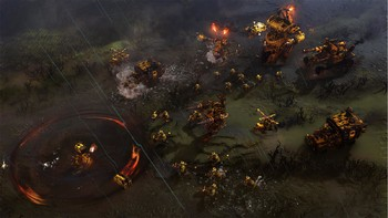 Screenshot2 - Warhammer 40,000: Dawn of War III
