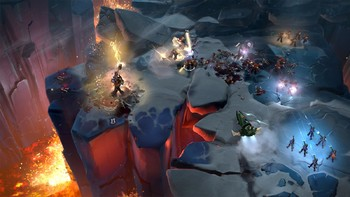 Screenshot4 - Warhammer 40,000: Dawn of War III