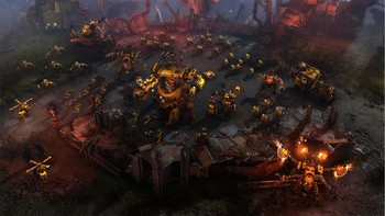 Screenshot6 - Warhammer 40,000: Dawn of War III