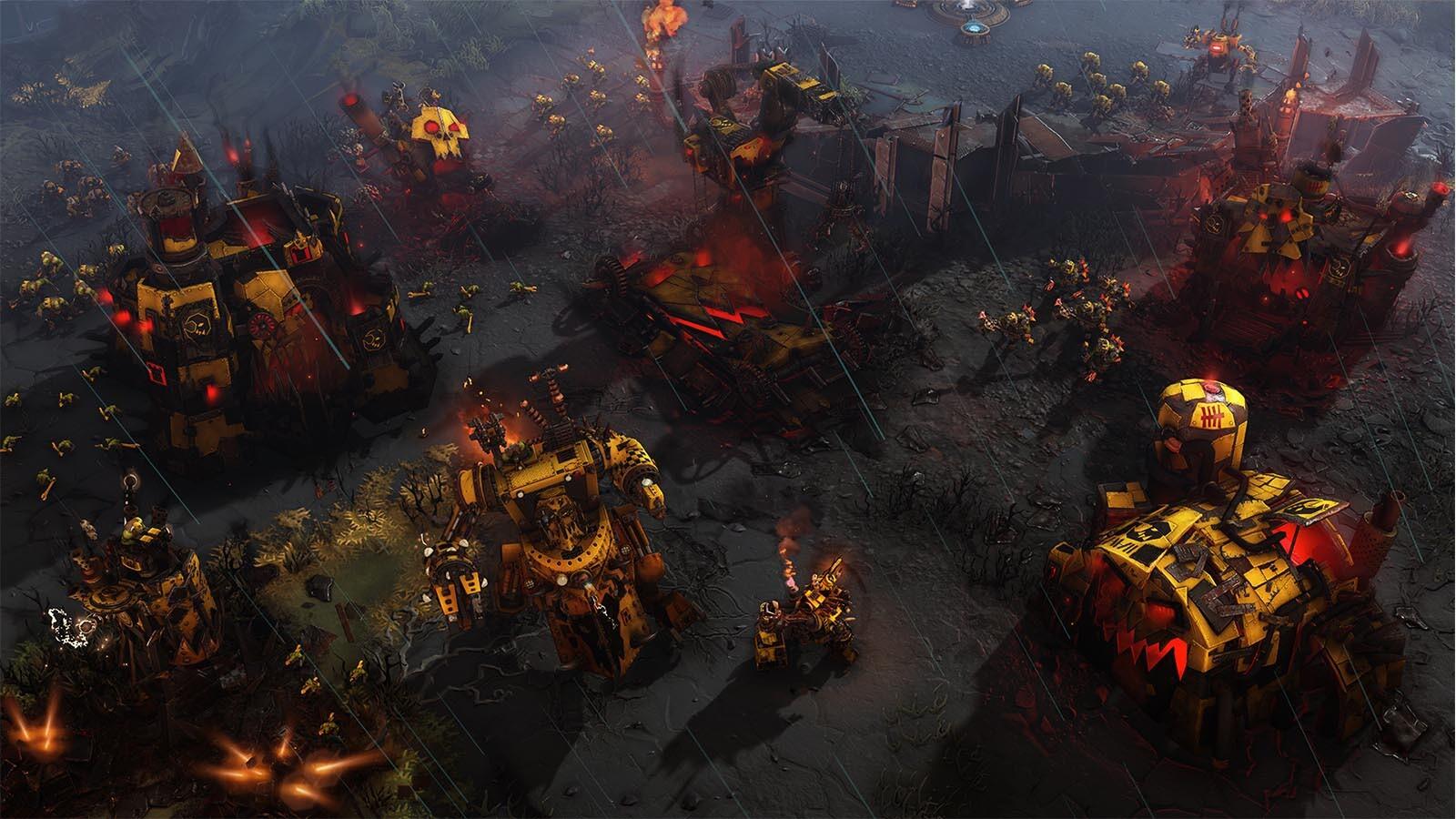 key warhammer 40 000 dawn of war