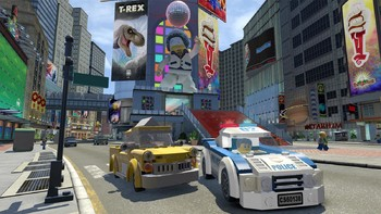 Screenshot3 - LEGO CITY Undercover