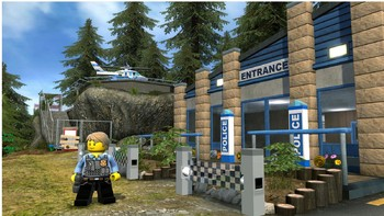 Screenshot4 - LEGO CITY Undercover