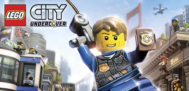 LEGO CITY Undercover - Cover / Packshot