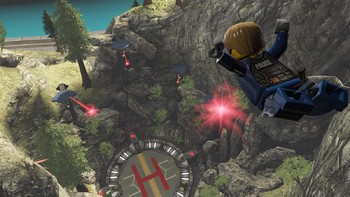 Screenshot1 - LEGO CITY Undercover