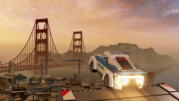 Screenshot2 - LEGO CITY Undercover