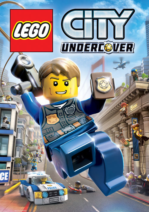 LEGO CITY Undercover - Cover