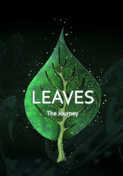 LEAVES - The Journey - Cover / Packshot