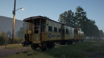 Screenshot4 - Train Sim World: CSX Heavy Haul