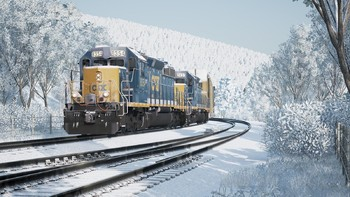 Screenshot9 - Train Sim World: CSX Heavy Haul