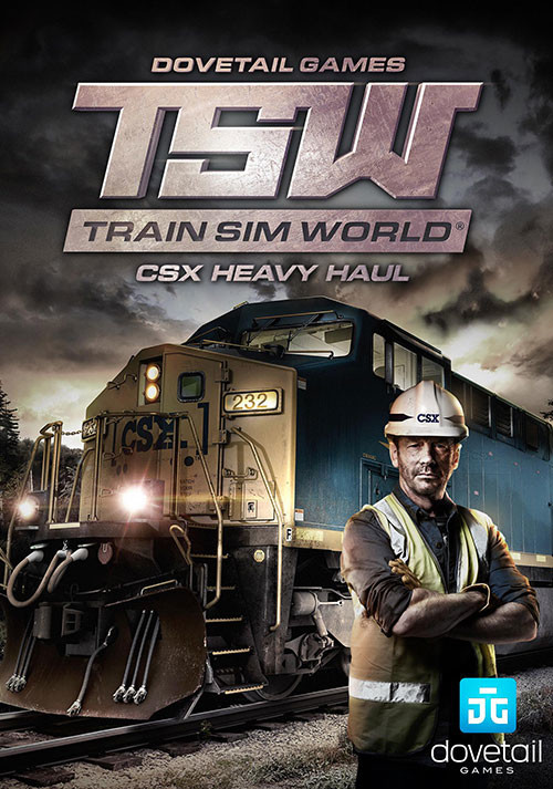 Train Sim World: CSX Heavy Haul - Packshot