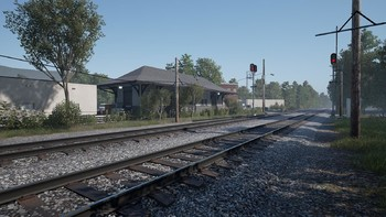 Screenshot1 - Train Sim World: CSX Heavy Haul