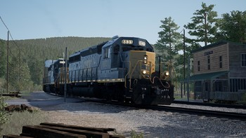 Screenshot3 - Train Sim World: CSX Heavy Haul
