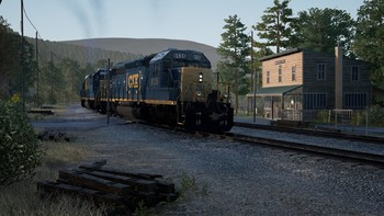 Screenshot7 - Train Sim World: CSX Heavy Haul