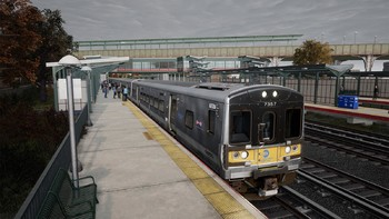 Screenshot7 - Train Sim World®: Long Island Rail Road: New York – Hicksville Route Add-On