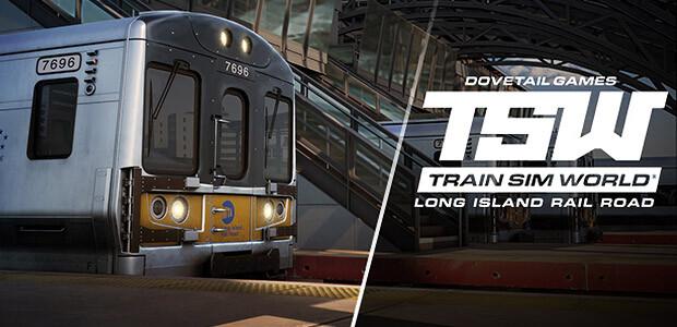 Train Sim World®: Long Island Rail Road: New York – Hicksville Route Add-On - Cover / Packshot