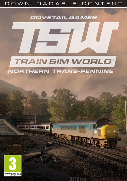 Train Sim World®: Northern Trans-Pennine: Manchester - Leeds Route Add-On  - Cover