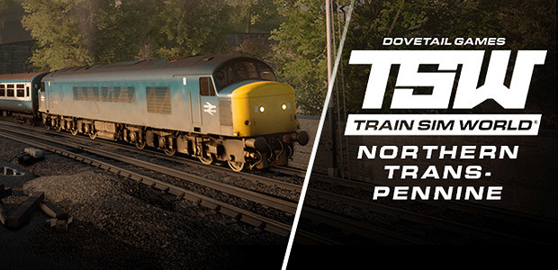 Train Sim World®: Northern Trans-Pennine: Manchester - Leeds Route Add-On  - Cover / Packshot