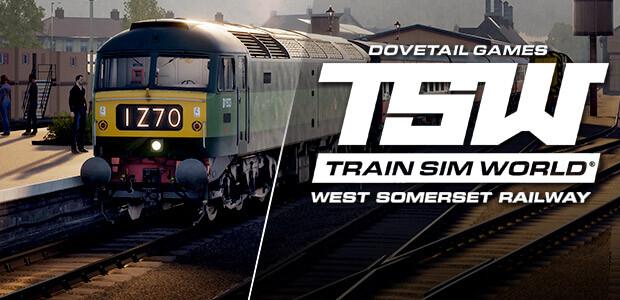 Train Sim World®: West Somerset Railway Add-On - Cover / Packshot