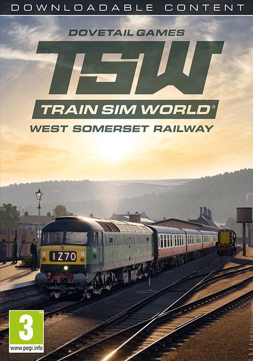 Train Sim World®: West Somerset Railway Add-On - Cover