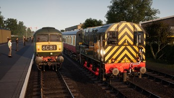 Screenshot1 - Train Sim World®: West Somerset Railway Add-On