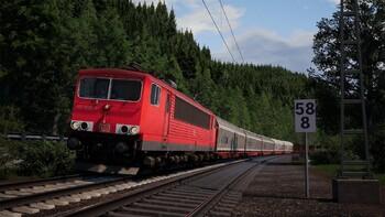 Screenshot1 - Train Sim World: DB BR 155 Loco Add-On
