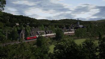 Screenshot2 - Train Sim World: DB BR 155 Loco Add-On