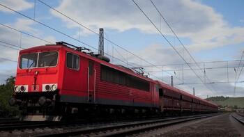 Screenshot6 - Train Sim World: DB BR 155 Loco Add-On