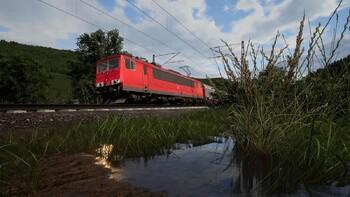 Screenshot4 - Train Sim World: DB BR 155 Loco Add-On