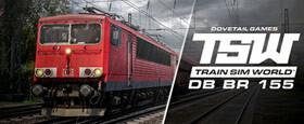 Train Sim World: DB BR 155 Loco Add-On