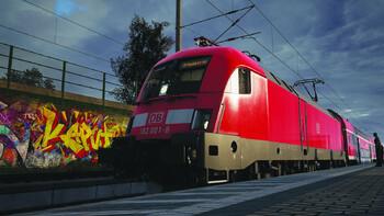 Screenshot1 - Train Sim World: DB BR 182 Loco Add-On