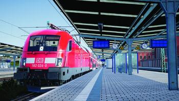 Screenshot2 - Train Sim World: DB BR 182 Loco Add-On