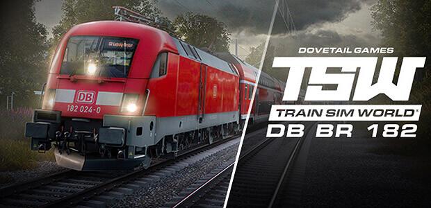 Train Sim World: DB BR 182 Loco Add-On