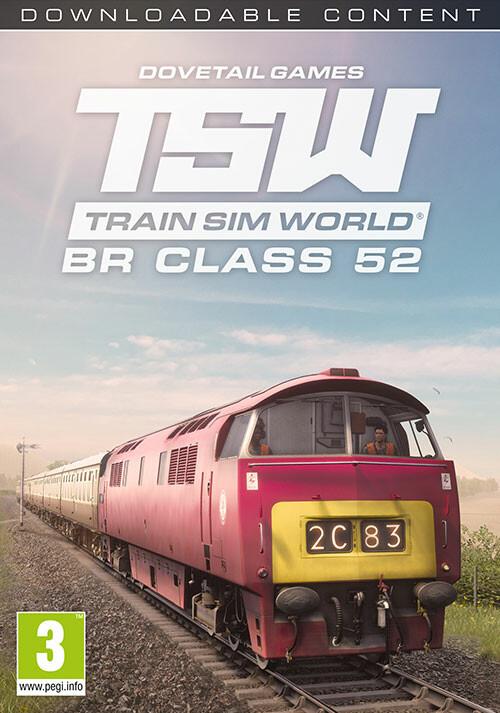 Train Sim World®: BR Class 52 Loco Add-On - Cover / Packshot