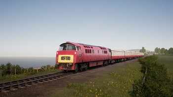 Screenshot1 - Train Sim World®: BR Class 52 Loco Add-On