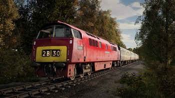 Screenshot4 - Train Sim World®: BR Class 52 Loco Add-On