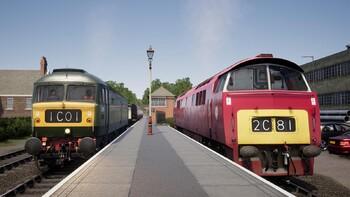 Screenshot5 - Train Sim World®: BR Class 52 Loco Add-On