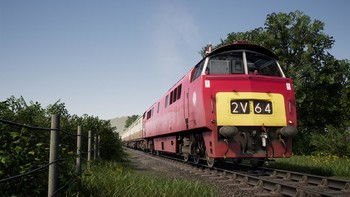 Screenshot8 - Train Sim World®: BR Class 52 Loco Add-On