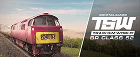 Train Sim World®: BR Class 52 Loco Add-On