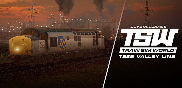Train Sim World®: Tees Valley Line: Darlington – Saltburn-by-the-Sea Route Add-On - Cover / Packshot