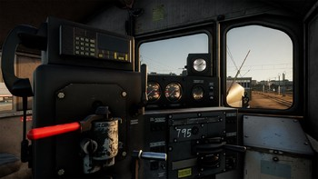 Screenshot2 - Train Sim World®: Amtrak SW1000R Loco Add-On