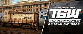 Train Sim World®: Amtrak SW1000R Loco Add-On