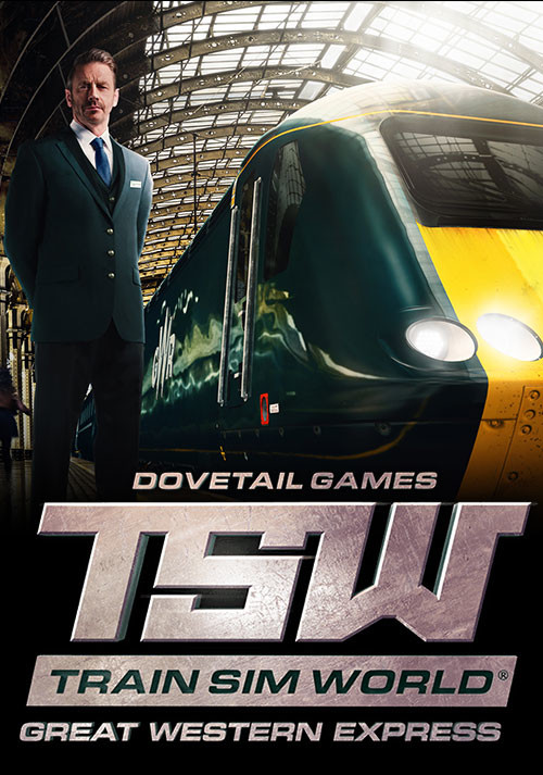 Train Sim World: Great Western Express - Packshot