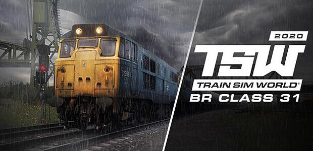 Train Sim World®: BR Class 31 Loco Add-On - Cover / Packshot