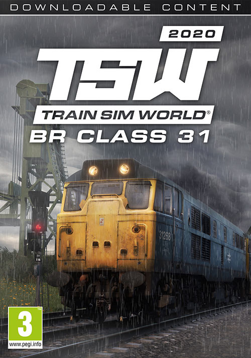 Train Sim World®: BR Class 31 Loco Add-On - Cover / Packshot