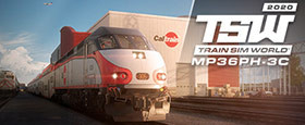 Train Sim World®: Caltrain MP36PH-3C 'Baby Bullet' Loco Add-On