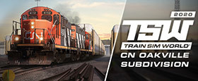 Train Sim World®: Canadian National Oakville Subdivision: Hamilton – Oakville Route Add-On